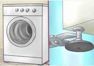لرزش لباسشویی
