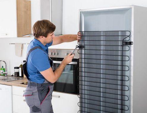 تعمیر یخچال های الکترواستیل